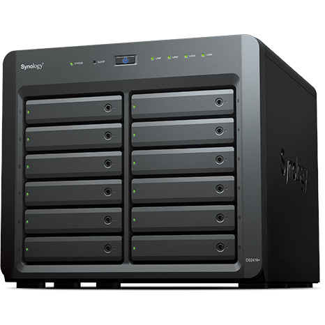 Synology - DS2419-Plus
